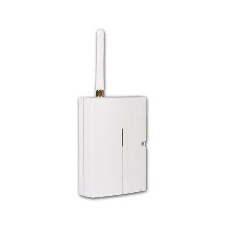 Transmetteur t l phonique gsm pour alarme maison sans fil for Alarme maison freebox