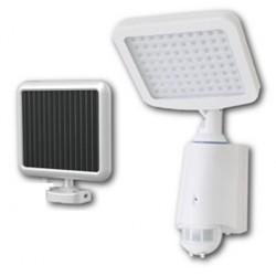 Détecteur de mouvement pour l'extérieur avec projecteur LED
