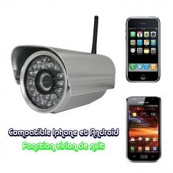 Caméras IP WIIFI Camcast 600