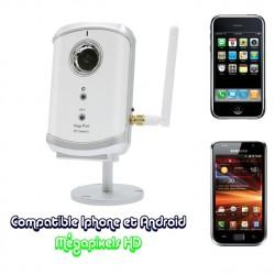 Caméra IP WIFI MégaPixels HD CW207W