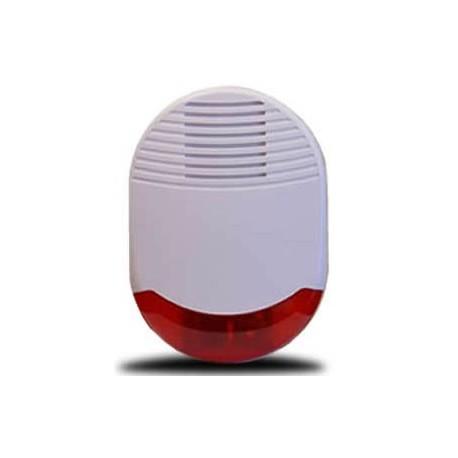 Sir ne gyrophare pile pour alarme maison sans fil orum - Sirene alarme exterieure sans fil ...