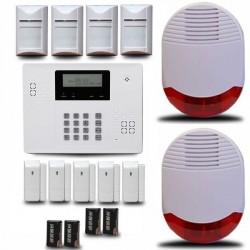 Alarme maison GSM Orum CP940GD