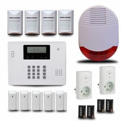 Alarme maison GSM Orum CP940GI