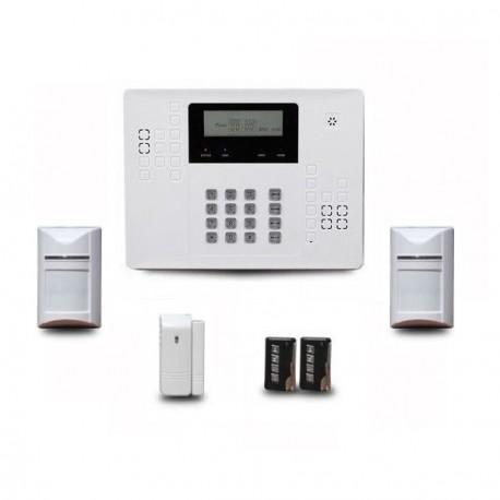 alarme maison sans fil optium ka310. Black Bedroom Furniture Sets. Home Design Ideas