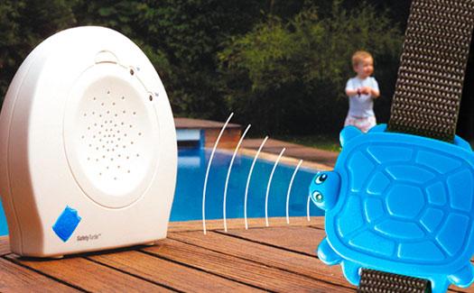 Les alarmes piscines sauvent vos enfants