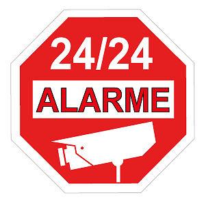 Autocollant alarme pour optimiser la protection de sa for Autocollant alarme maison