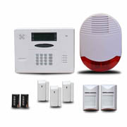 Alarme maison sans fil Optium KA340