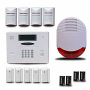 Alarme maison sans fil Optium KA540