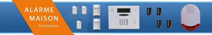 alarme protection maison kit alarme q3200 blaupunkt pour. Black Bedroom Furniture Sets. Home Design Ideas