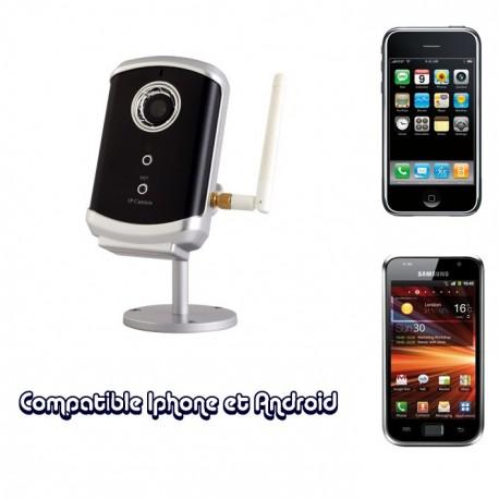 Caméra IP WIFI CW202W