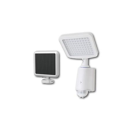 Description du détecteur de mouvement pour l'extérieur avec projecteur LED