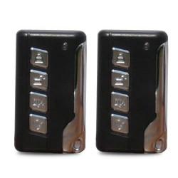 Deux télécommandes Orum