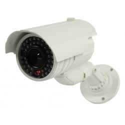 Caméra factice de vidéosurveillance à led