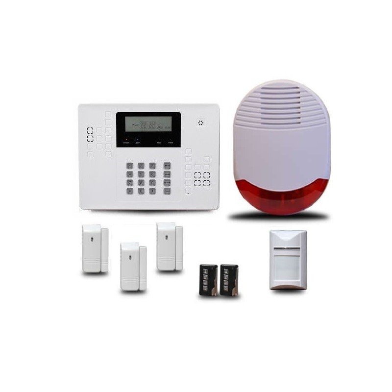 Alarme GSM Orum CP910G