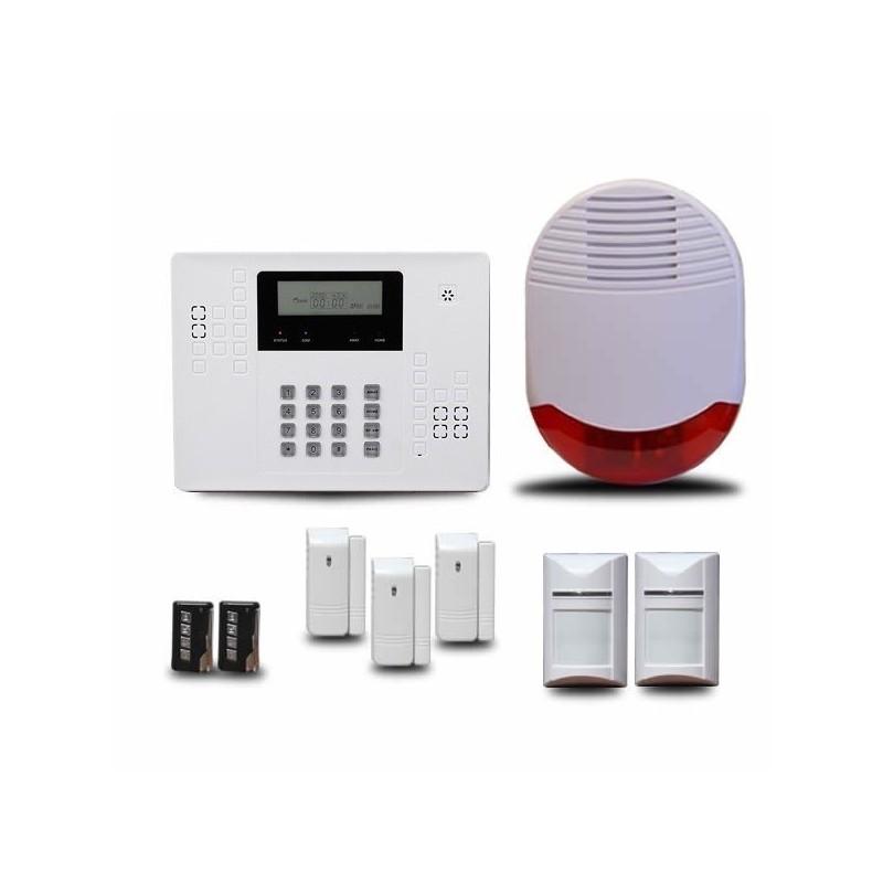 alarme optium ka340. Black Bedroom Furniture Sets. Home Design Ideas