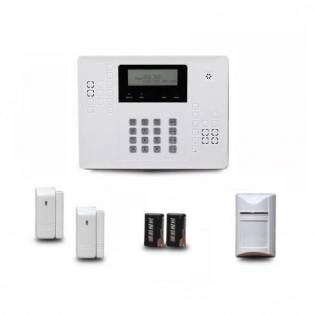 alarme maison sans fil optium ka220. Black Bedroom Furniture Sets. Home Design Ideas