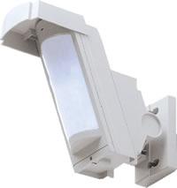 Sécurité optimale avec le détecteur pré-intrusion