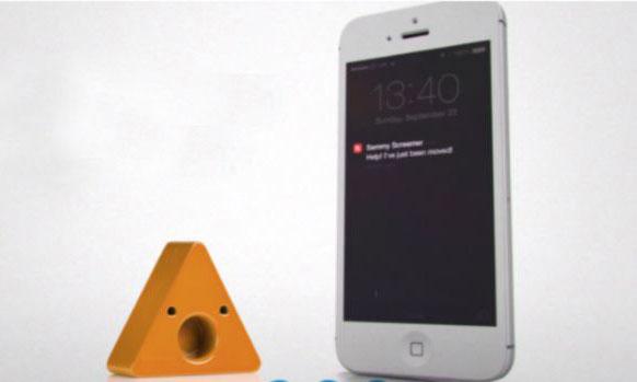 BleepBleeps lance la nouvelle alarme Sammy Screamer connectée à un smartphone