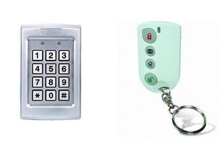 Télécommande et clavier, des accessoires très pratiques pour l'alarme maison