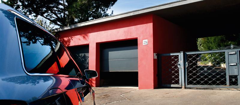 Garage : les codes de protection