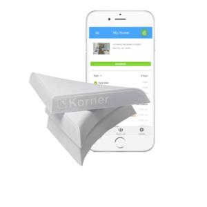 Nouveauté et tendance 2016 : Korner, la nouvelle génération de détecteurs d'intrusion